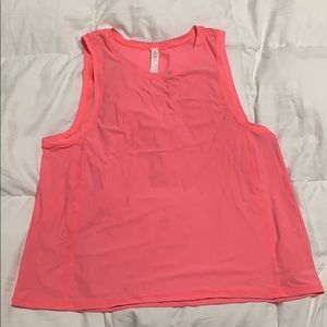 Lululemon Sole Training Tank Size 8